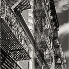 Along Rivington Street - A Lower East Side Impression