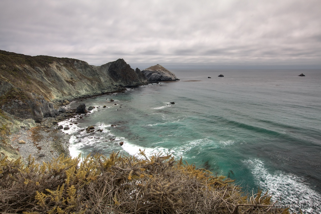 Along the Highway 1