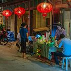 Along the street in Chiang Khan
