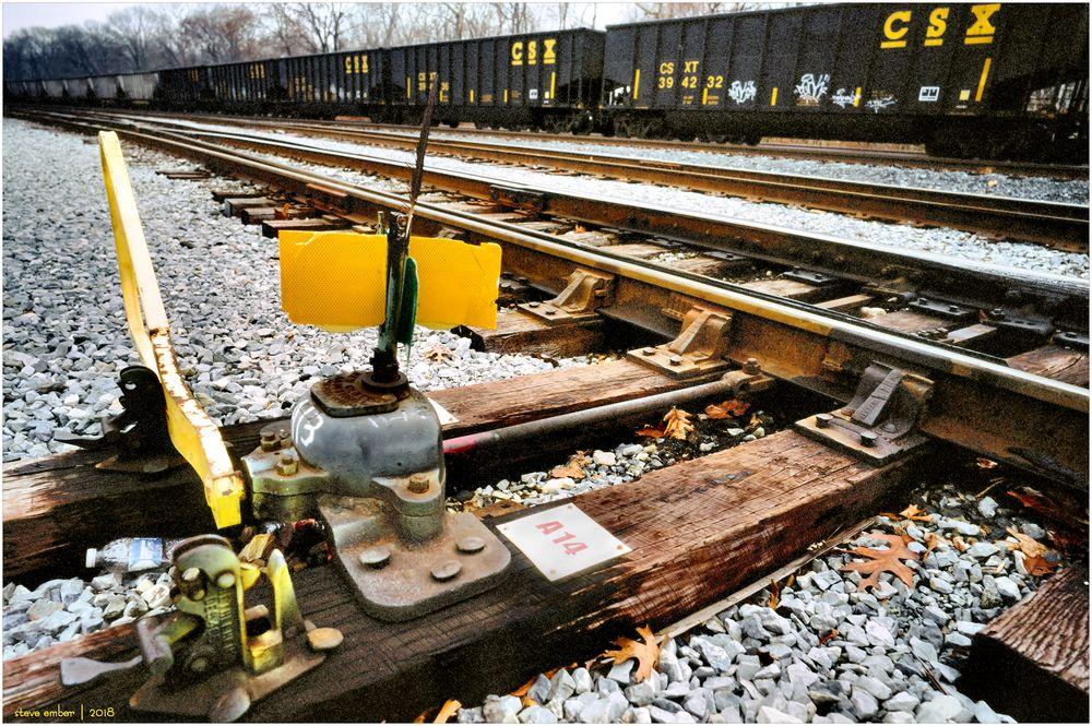 Along the Tracks - No. 1