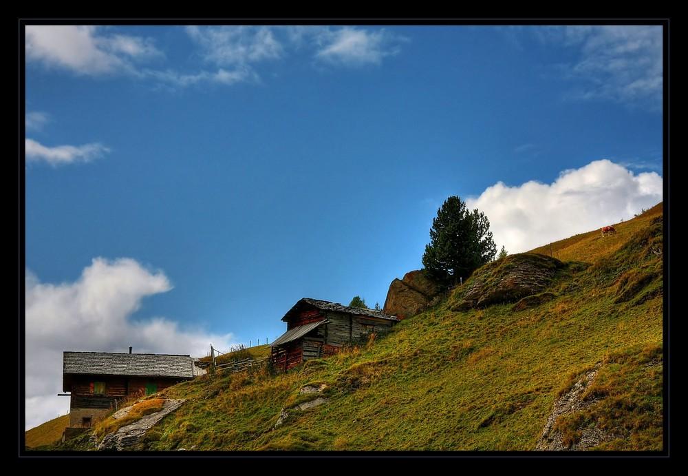 Alp idyll
