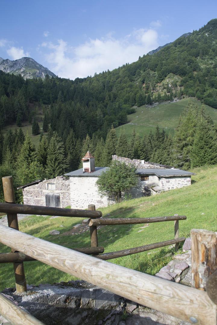 Alpe Corte Bergamo