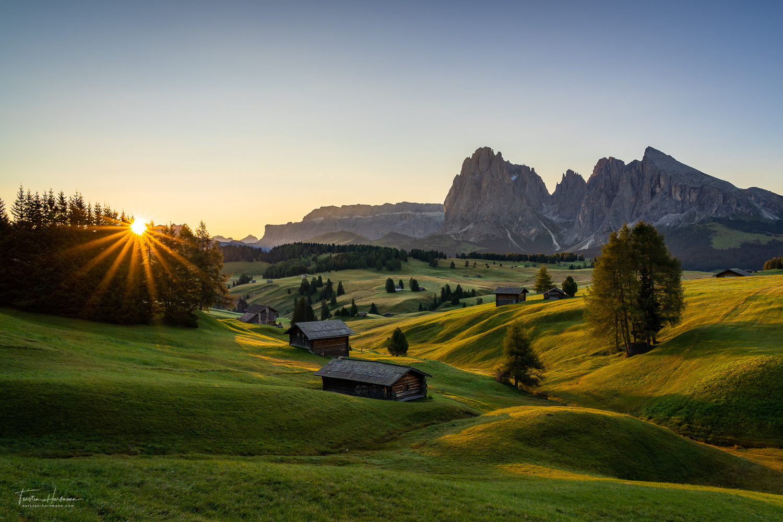 Alpe di Siusi, Dolomites (Italy)