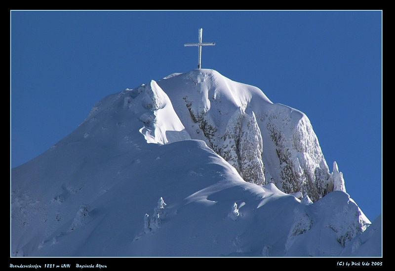 Alpen - Branderschrofen