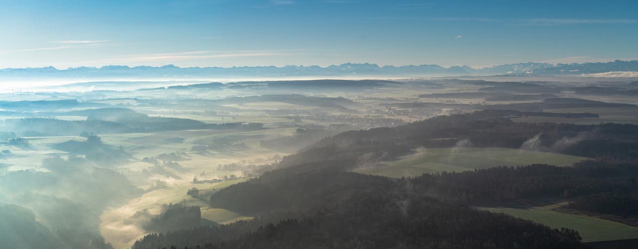 Alpen, Eberhardzell, Umlachtal