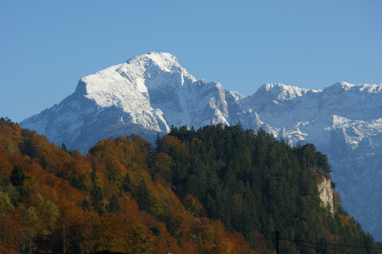 Alpen-Herbst