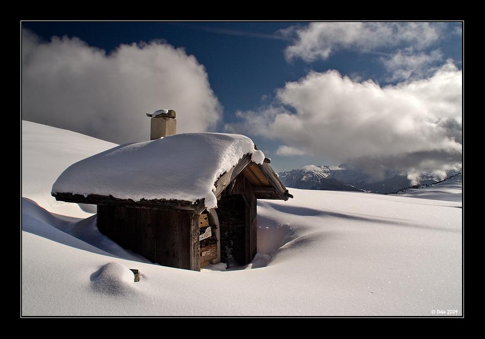 Alpen-Iglu