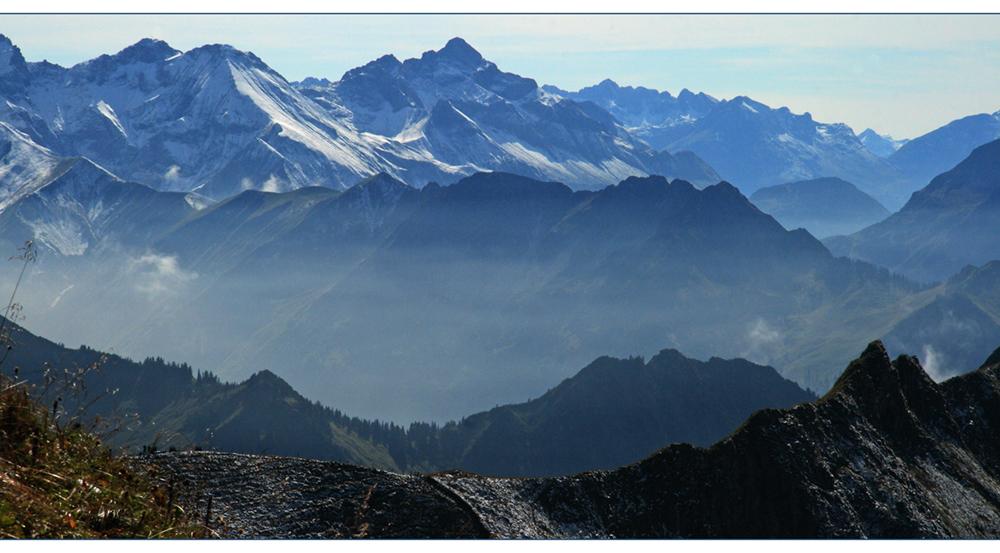 Alpen-massiv