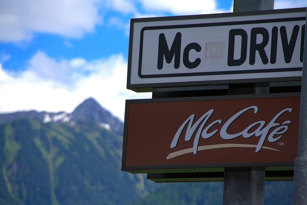 Alpen McDonalds