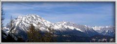 Alpen - Panorama