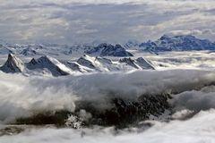 Alpen Panorama am 20.04.13