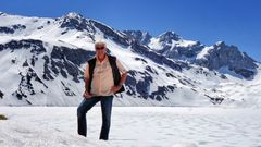 Alpen Selfie