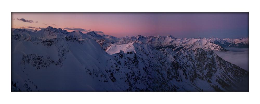 Alpenabend