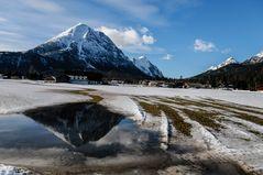Alpenbad - so heisst die Loipe hier