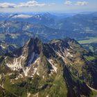 Alpenflug - Höfats