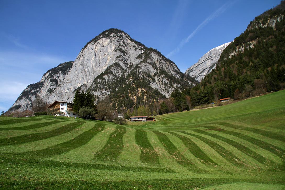 Alpenfussballfeld ;)