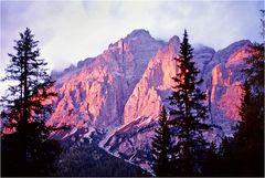 Alpenglühen