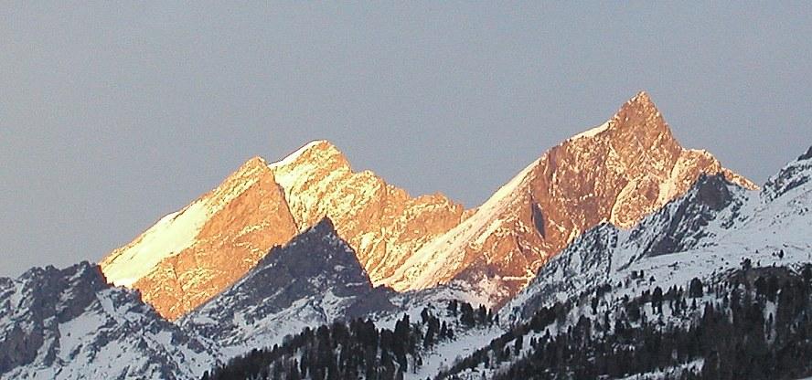 Alpenglühen II