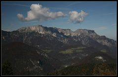 Alpenpanorama (II)
