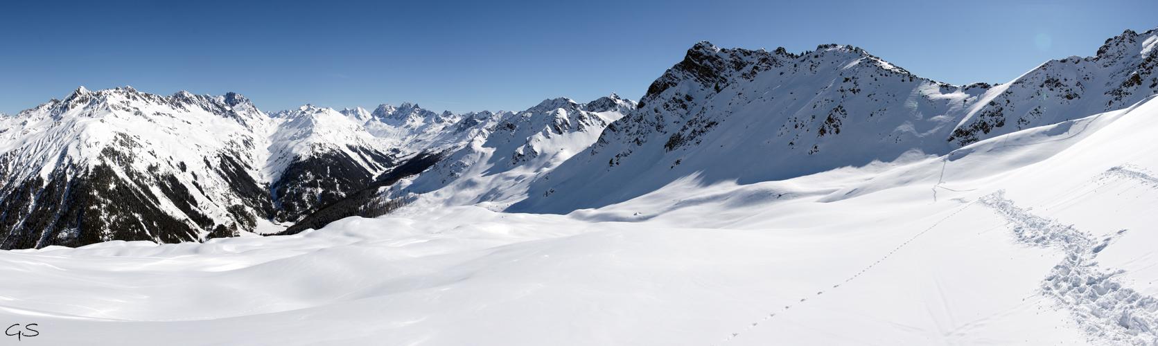 Alpenpanorama - Quiz