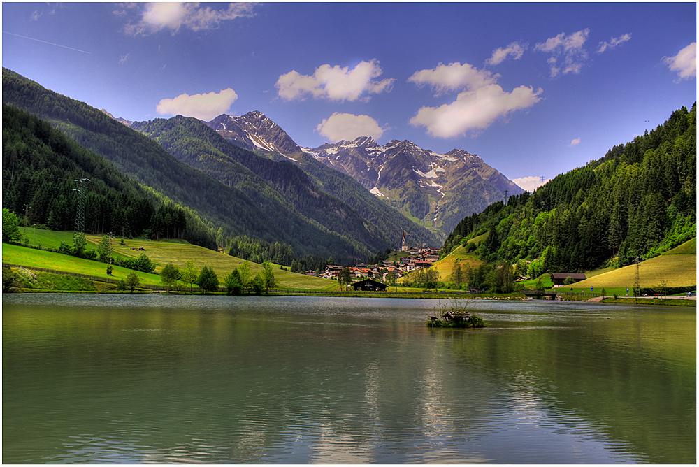 Alpenromantik ...