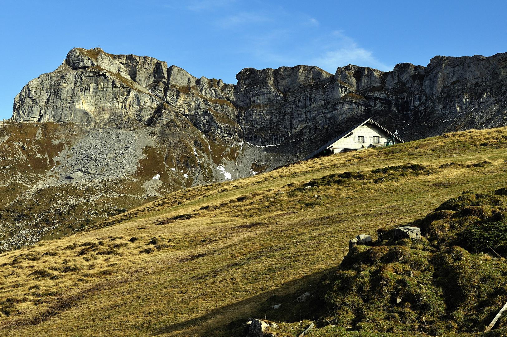 Alpentopographie