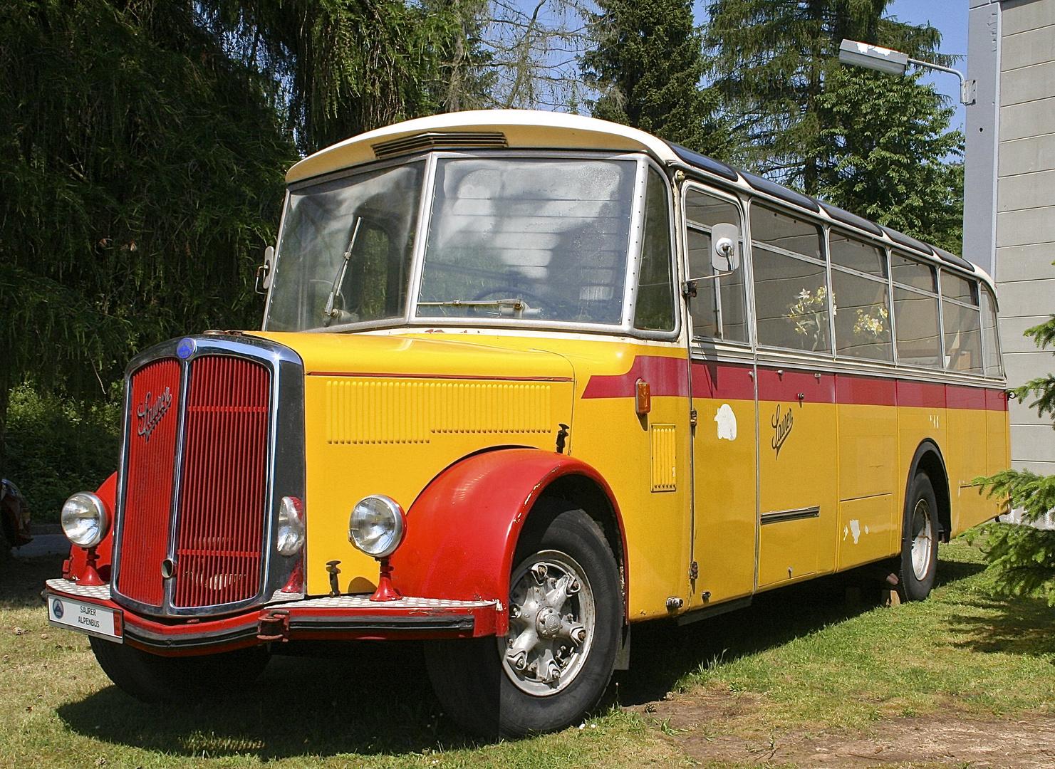 Alpenwagen