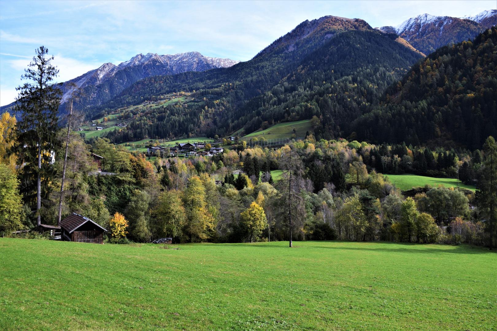 Alpes de Südtirol italia