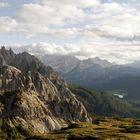 Alpi dal Rifugio Auronzo