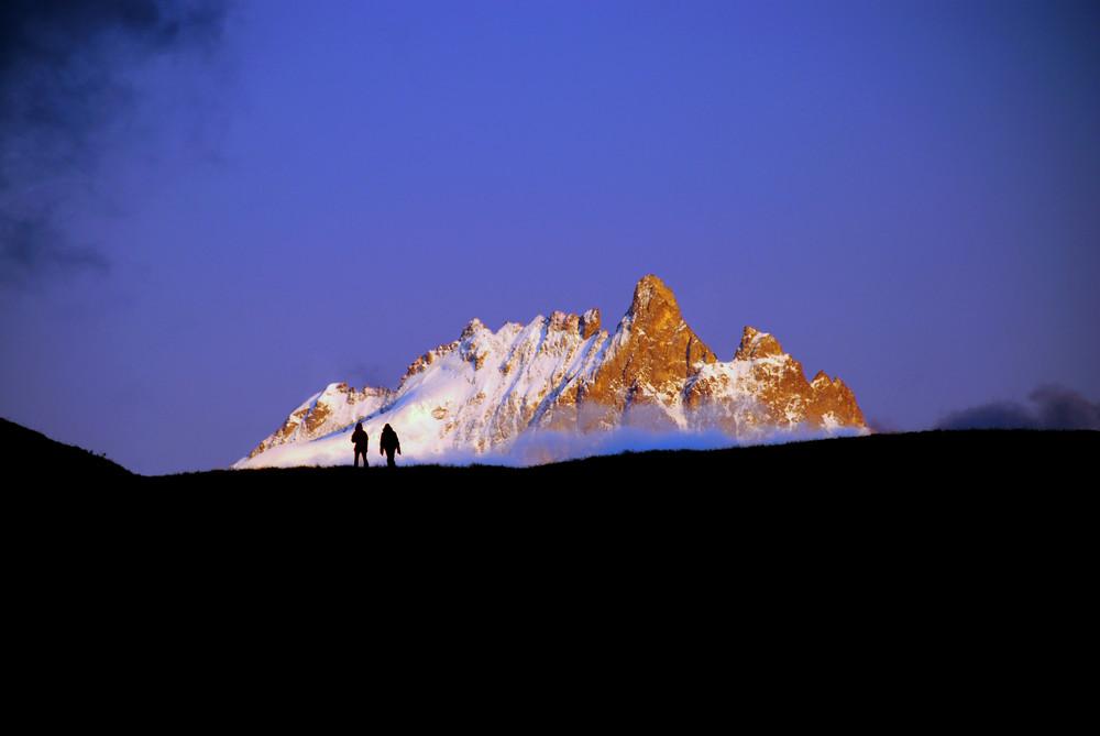 alpi francesi Hautes Alpes