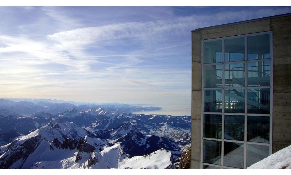 Alpine Architektur