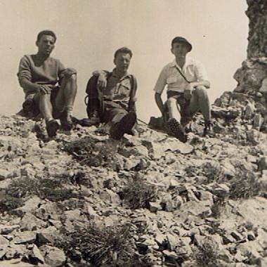 Alpinistes dans leur élément