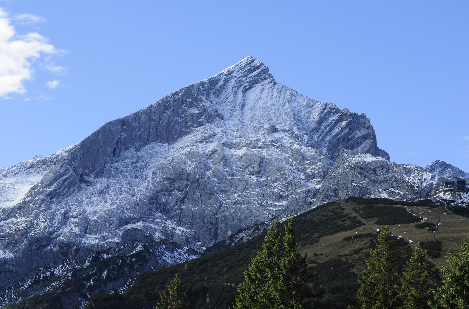 Alpspitze 2628m