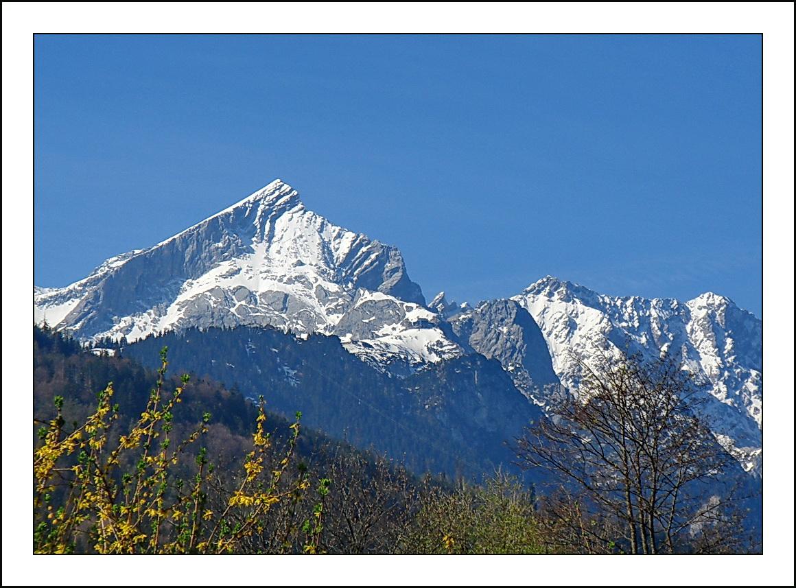 Alpspitze...