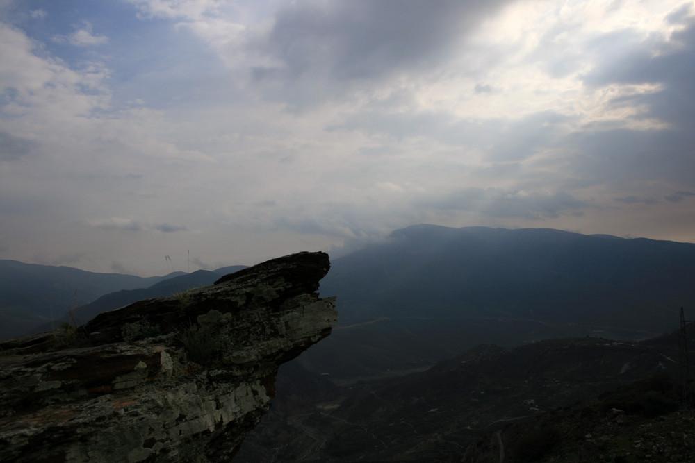 Alpujarras in Südspanien