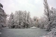 als es im Winter noch Schnee gab