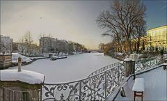 * Als es in Hamburg noch Winter gab...