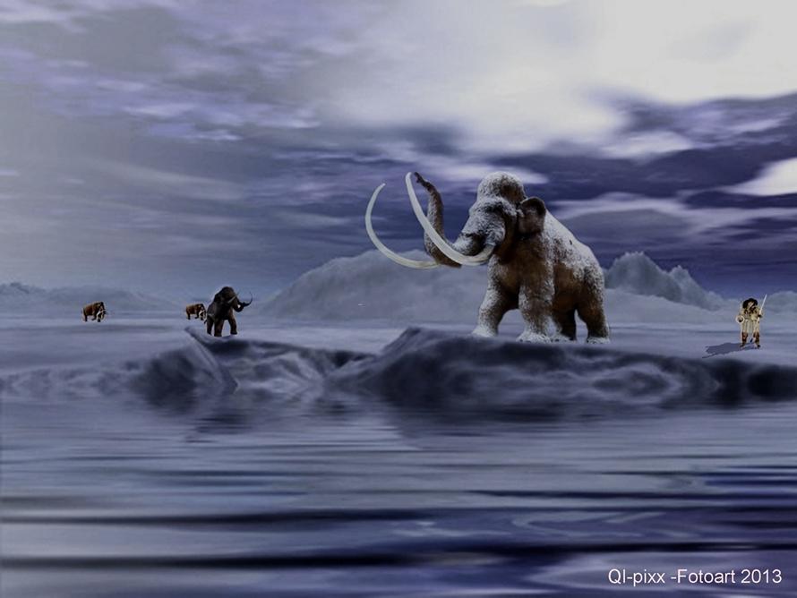 als es noch die letzten Mammut gab