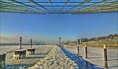 * Als Hamburg noch Winter kannte... *