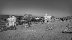 ...als ich kürzlich am Mare Erythraeum Urlaub machte und das Wasser rechts aus dem Bild lief...