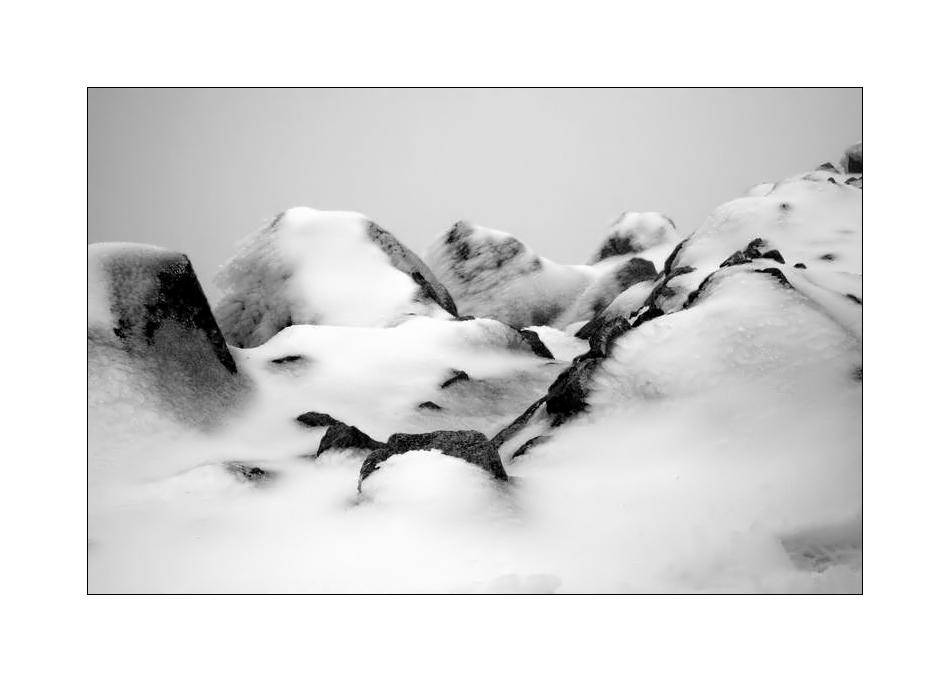 Als kleine Berge...