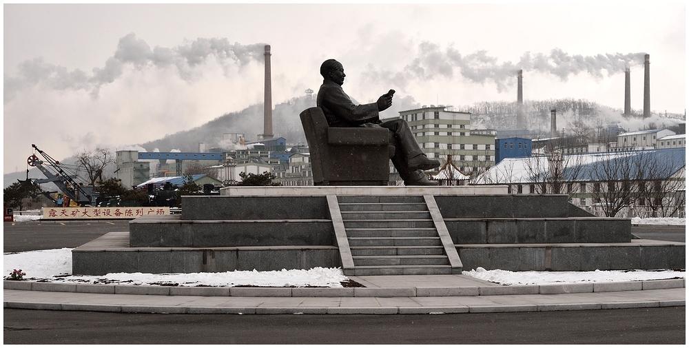 Als Mao Ze Dong das iPhone erfand - Fushun Coal Mine III