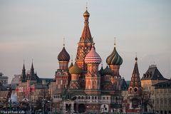 Als Moskau glänzte