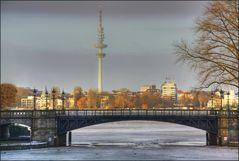 * Alsterbrücke **