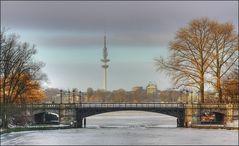 * Alsterbrücke *