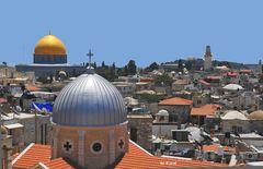 Alt Jerusalem-Ein Gott und drei Religionen....