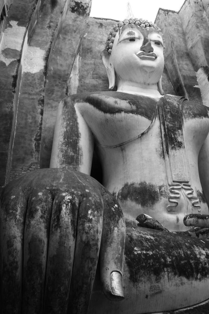 Alt Sukhothai - Riesenbuddha