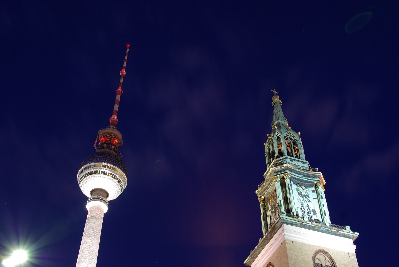 Alt und modern über Berlin