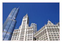 Alt und neu in Chicago