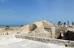 Alt und Neu vor den Toren Manamas